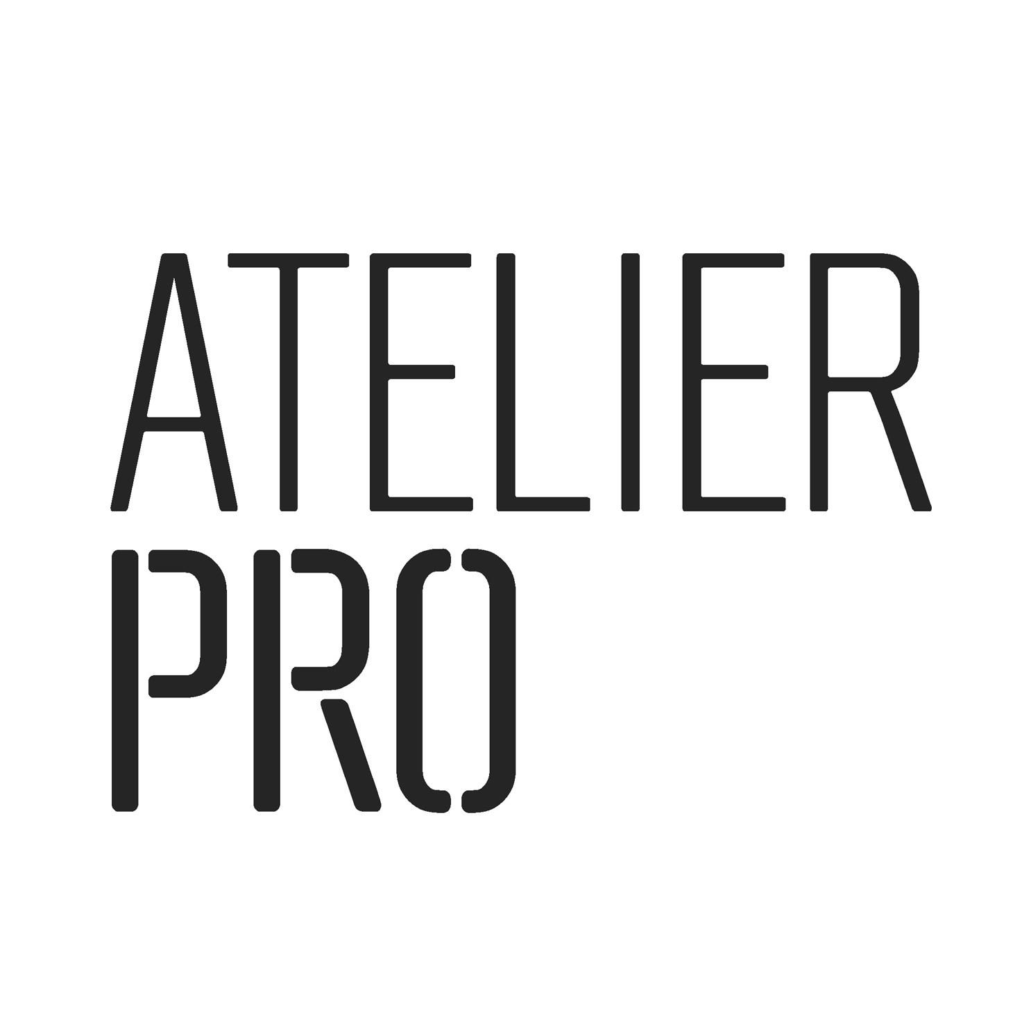 Logo atelier PRO architecten