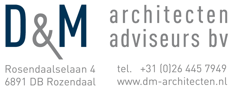 Logo D&M Architecten Adviseurs BV