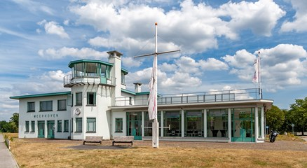 Luchthavengebouw Vliegveld Welschap