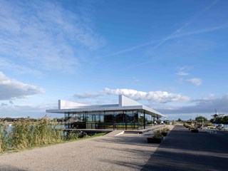 Bezoekerscentrum Kinderdijk