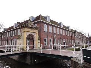 Arsenaal - Universiteit Leiden
