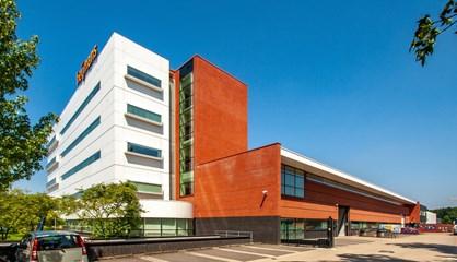 Bedrijfsgebouw DB