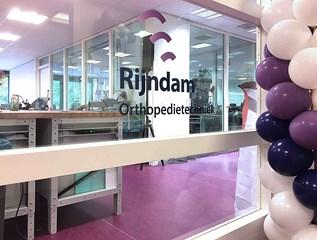 Uitbreiding Rijndam Orthopedietechniek