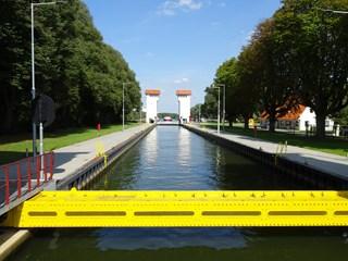 Multidisciplinaire renovatie sluis- gemaalcomplex Delden en Hengelo