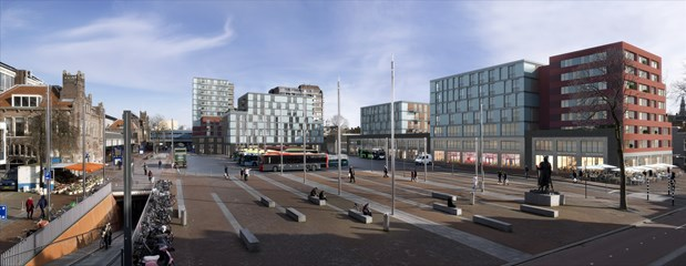 Transformatie Stationsplein