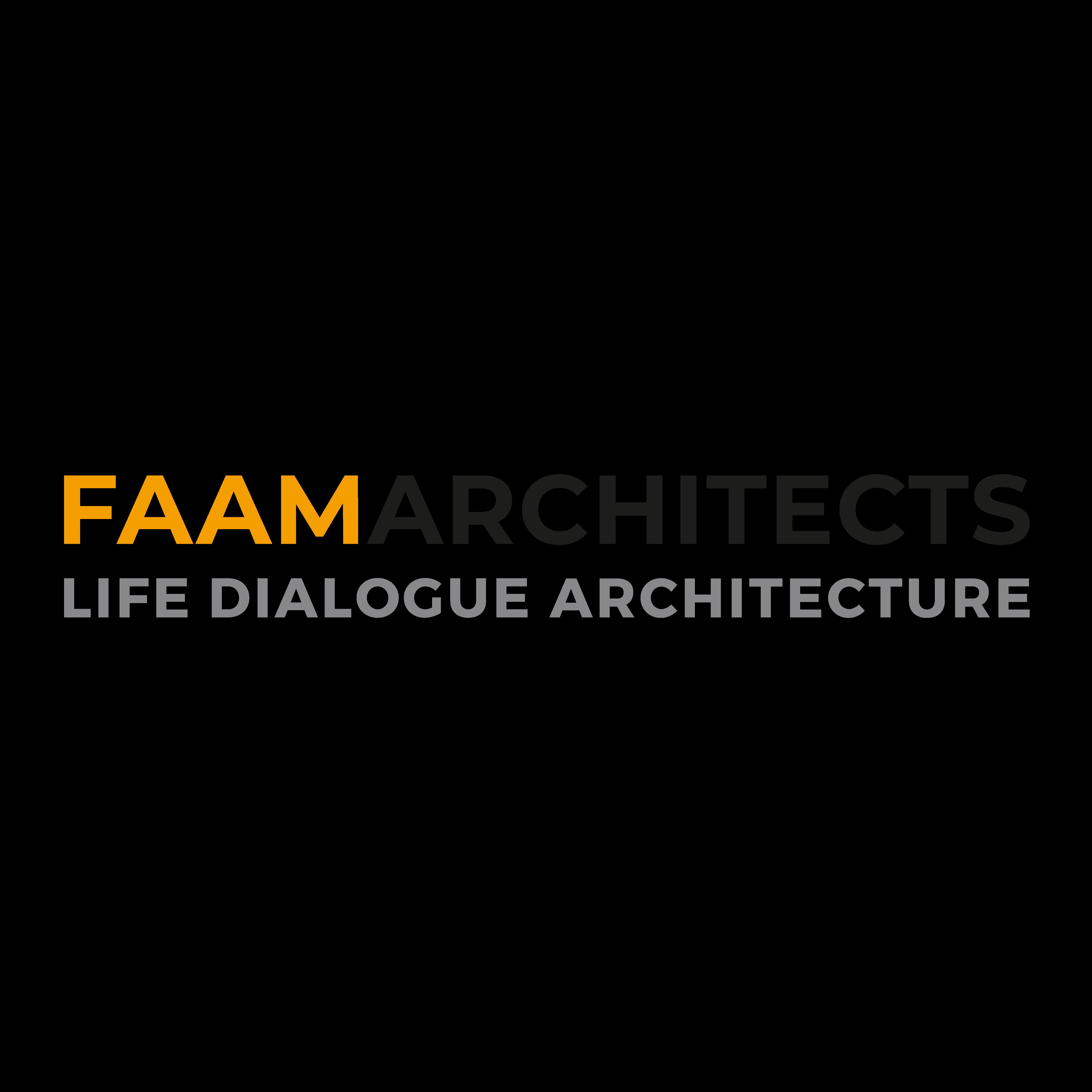 Logo FAAM architects