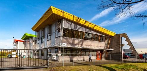 Bedrijfsgebouw Dillenburgstraat