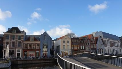 Aalmarkt - Stadsgehoorzaalblok te Leiden