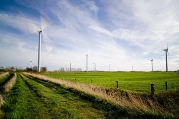 Wind park Kabeljauwbeek