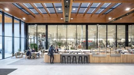 Hive, Unilever Foods Innovation Centre
