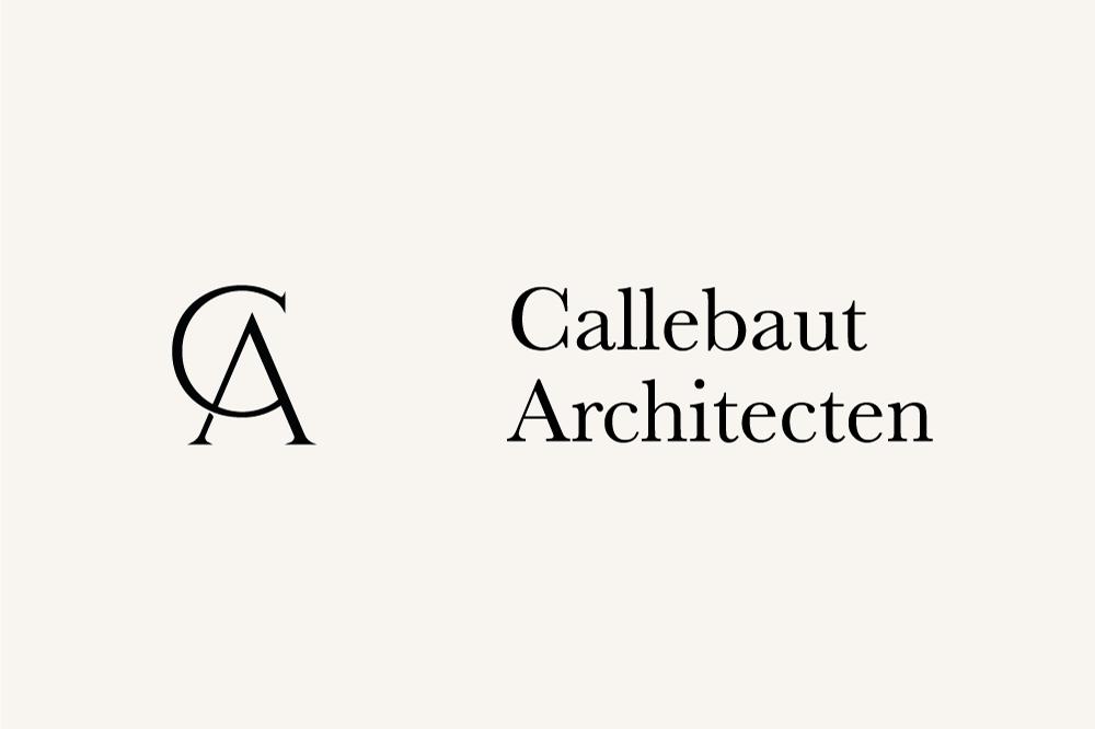 Logo Callebaut Architecten