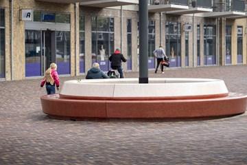 Boombanken Wagnerplein