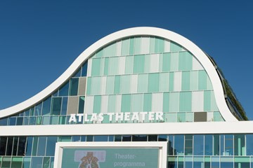 Emmen Theatre and Zoo Entrance