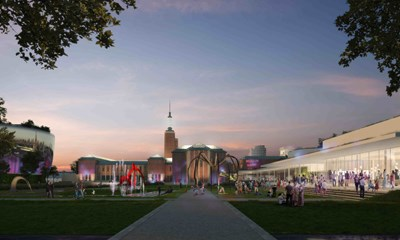 Boijmans Van Beuningen en Museumpark