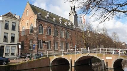Academiegebouw Leiden