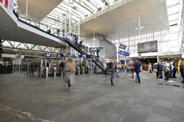 Station Leiden Centraal