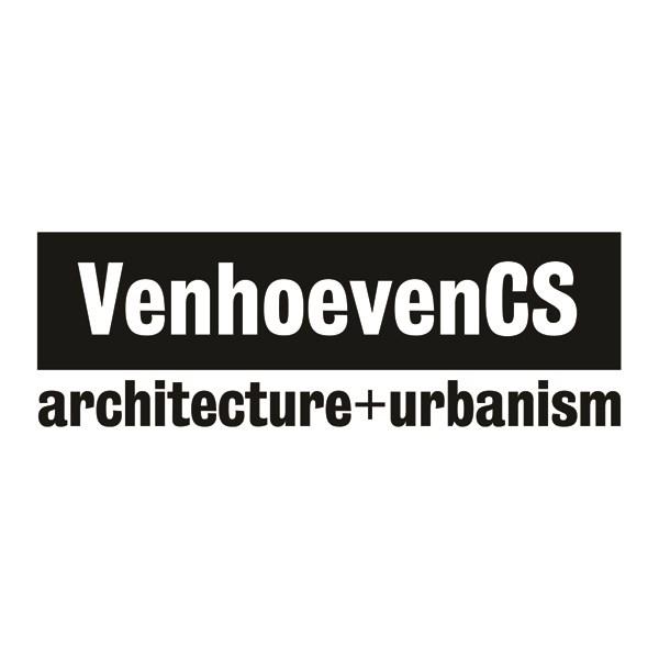 Logo VenhoevenCS architecture+urbanism