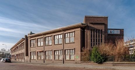 Philips personeelswinkel - Temporary Art Centre