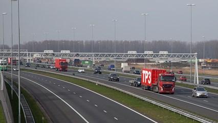 Truck parking Schiphol (TP-3)