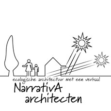 Logo NarrativA architecten