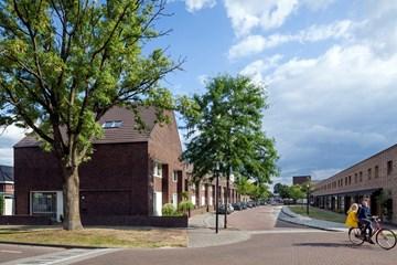 Berflo Es Hengelo neighbourhood revitalisation - A new neighbourhood with a green heart