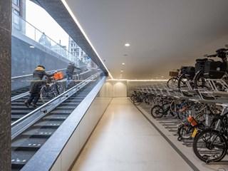 Bike Parking Beursplein
