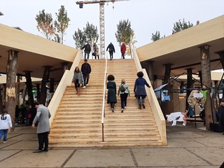 Dutch Design Week | Stairs Paviljoen
