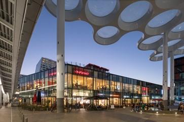 Retail- en horecapaviljoen Centraal Station Utrecht