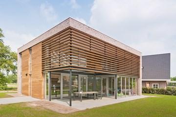 Energieleverend huis