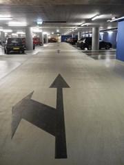 Parkeergarage Markt