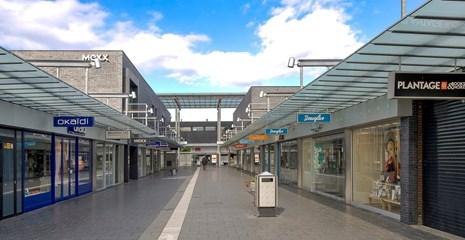 Winkelcentrum Woensel