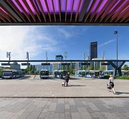 Stationsplein, Leeuwarden