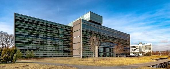 Researchgebouw CCS