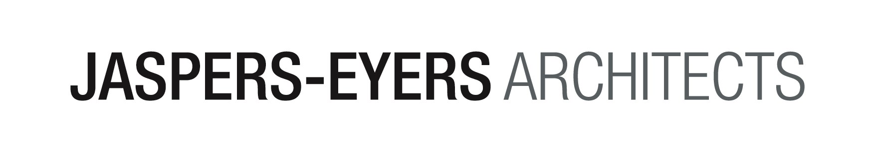 Logo Jaspers-Eyers Architects
