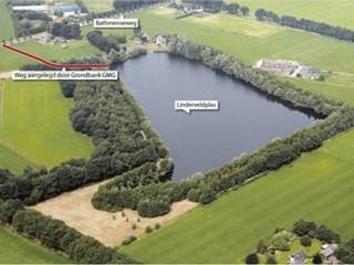 Grondwaterverontreiniging door slibstorting in plas Linderveld Deventer