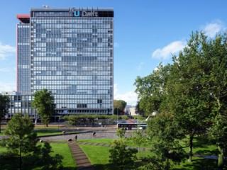 Mekelpark, TU Campus Delft
