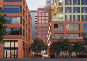 Nieuwe woontorens voor SPOT Amsterdam