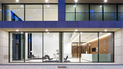 1000Mahler / Offices