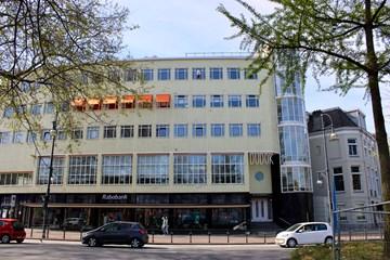 Dudok gebouw/De Nederlanden van 1845