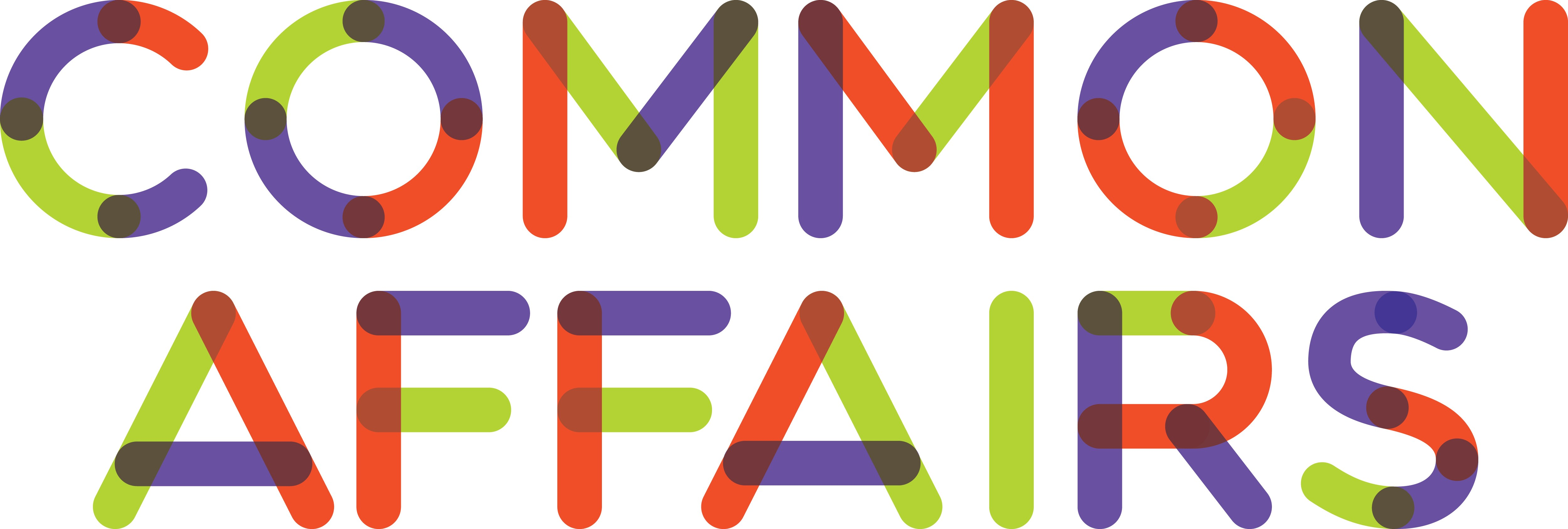 Logo Common Affairs Architects