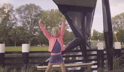 Noorderparkbrug Amsterdam